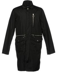 DSquared² - Overcoat - Lyst