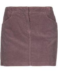 Henry Cotton's - Mini Skirt - Lyst