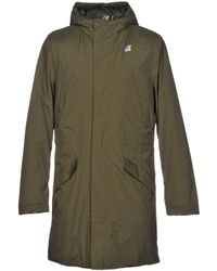 K-Way - Synthetic Down Jackets - Lyst
