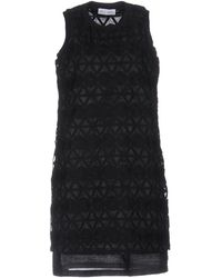 WEILI ZHENG - Short Dress - Lyst