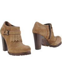Emanuela Passeri - Shoe Boots - Lyst