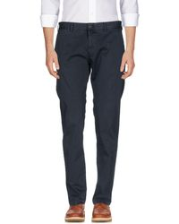 Flowers London - Casual Trouser - Lyst