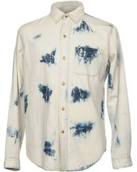 Current/Elliott - Denim Shirts - Lyst