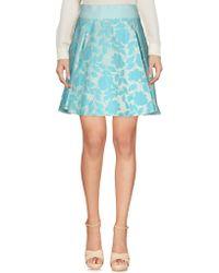 Pinko - Knee Length Skirts - Lyst