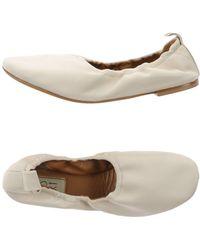 18kt - Ballet Flats - Lyst