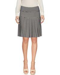 Kamalikulture - Knee Length Skirt - Lyst