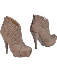 Vic Matié - Booties - Lyst