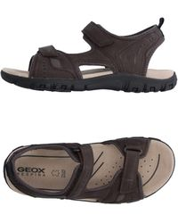 105970cce90 Lyst - Geox Sandals in Blue for Men