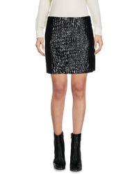 Annie P - Mini Skirt - Lyst