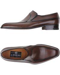 A.Testoni - Loafer - Lyst