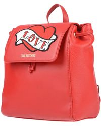 Love Moschino Backpacks & Bum Bags - Red