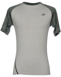 New Balance - T-shirt - Lyst