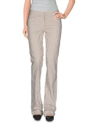 Pt0w - Casual Trouser - Lyst