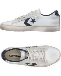 614e969fed8 Lyst - Converse Cons Low-tops   Sneakers in Blue for Men