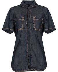 DSquared² - Denim Shirt - Lyst