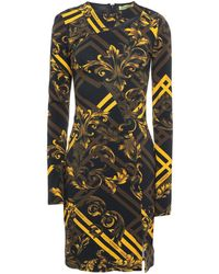 c3bb77c10943c Women's Versace Jeans Dresses Online Sale - Lyst