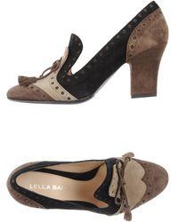 Lella Baldi - Loafer - Lyst
