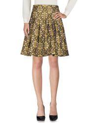 Traffic People - Knee Length Skirt - Lyst