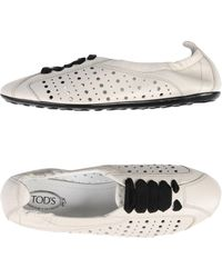 Tod's - Low-tops & Sneakers - Lyst