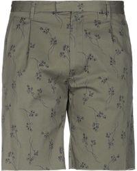 Officina 36 - Bermuda Shorts - Lyst