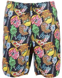 Neff - Beach Shorts And Trousers - Lyst