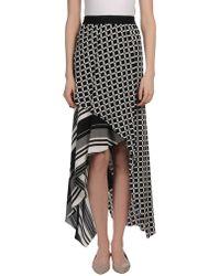 I'm Isola Marras - 3/4 Length Skirt - Lyst