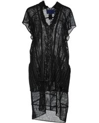 Sharon Wauchob - Short Dress - Lyst