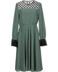 Philosophy Di Lorenzo Serafini - Knee-length Dress - Lyst