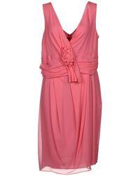 Botondi Milano - Knee-length Dress - Lyst