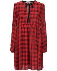 ViCOLO - Short Dress - Lyst