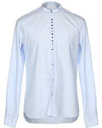 Aglini - Shirt - Lyst