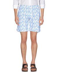 Fendi - Bermuda Shorts - Lyst