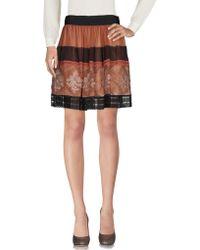 Alberta Ferretti - Knee Length Skirts - Lyst