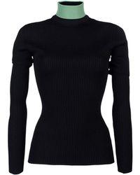 Calvin Klein Jeans - Turtleneck - Lyst