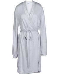 Eberjey - Dressing Gown - Lyst