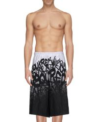 DSquared² - Beach Shorts And Pants - Lyst