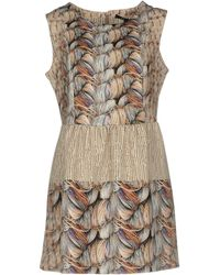 Takeshy Kurosawa - Short Dress - Lyst