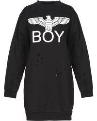 BOY London Minivestido - Negro