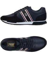 Class Roberto Cavalli - Low-tops & Sneakers - Lyst