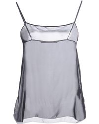 Schumacher - Sleeveless Undershirt - Lyst