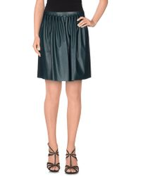 Jucca - Knee Length Skirts - Lyst