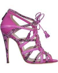 Brian Atwood - Sandales - Lyst