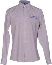 Harmont & Blaine - Shirt - Lyst