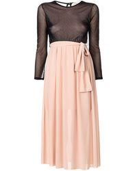 Boutique De La Femme - 3/4 Length Dresses - Lyst