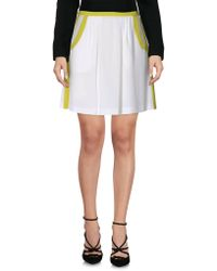 Mauro Grifoni - Knee Length Skirts - Lyst