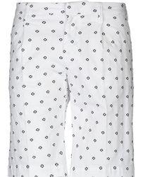 Entre Amis - Bermuda Shorts - Lyst