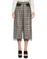 Just Cavalli - 3/4-length Trousers - Lyst