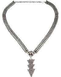 John Richmond - Necklaces - Lyst