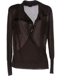 Tom ford Cardigan in Brown | Lyst