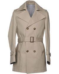Exibit - Overcoat - Lyst